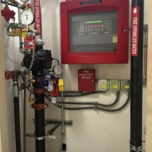 Preaction Fire Suppression - Boston Childrens Hospital
