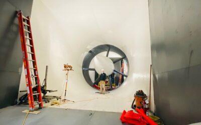m.i.t. wind tunnel